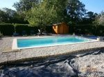 Chantier Saint  Privat - Construction d'une piscine -
