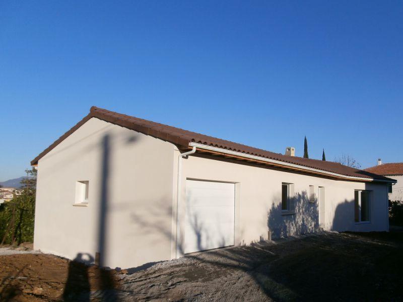 Gros oeuvre maison individuelle en ard che construction for La finition d une maison